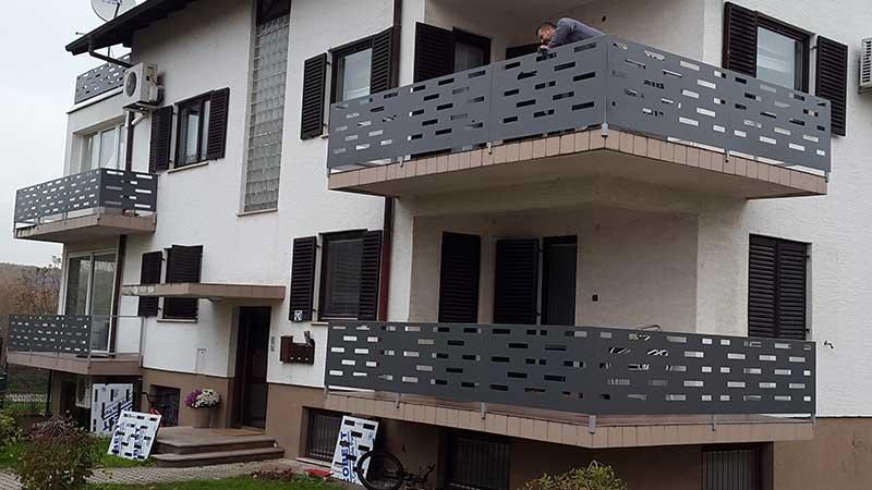 Ograde balkona