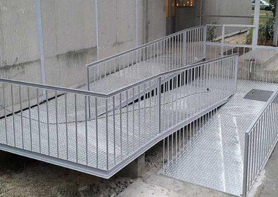 Pristupna rampa za invalide